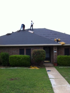 Laminate Roofing Installation