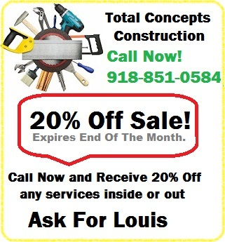 Total Concepts Construction Coupon