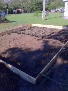 Basics For Foundation U0026 Concrete Pad For A Storm Shelter